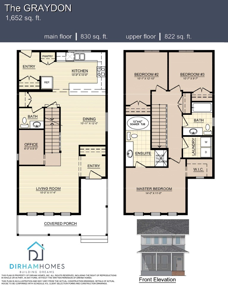 Graydon Floorplan