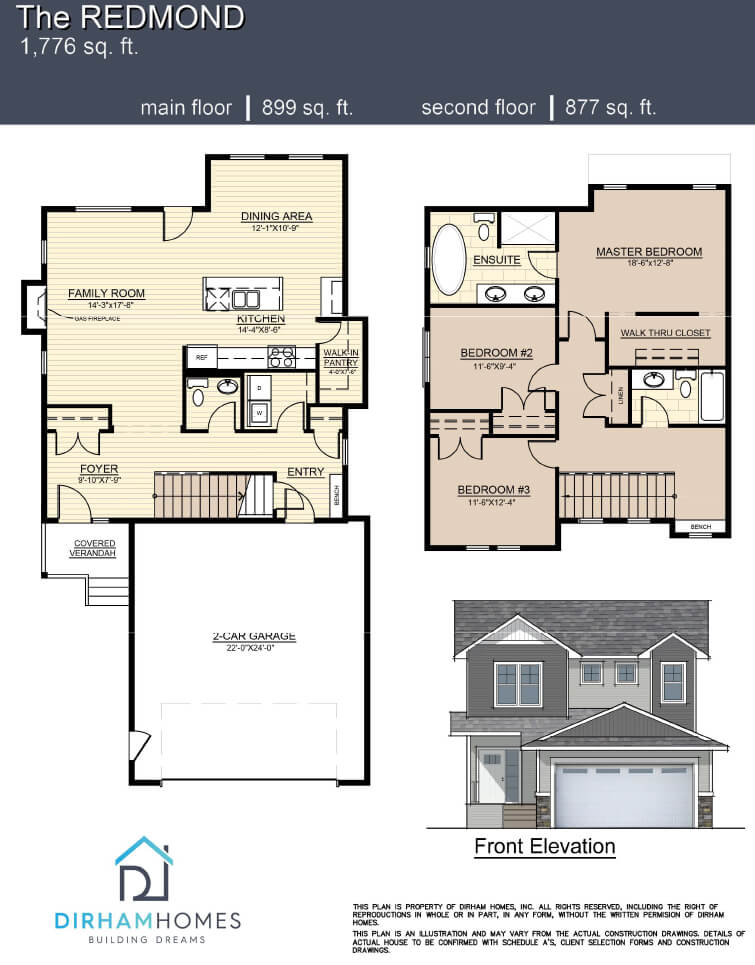 Redmond Floorplan